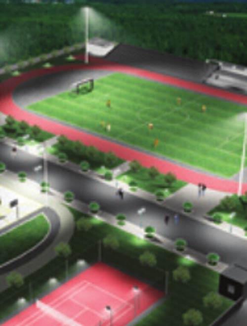 球场亮化设计方案