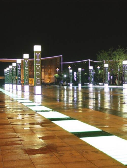 广场亮化设计方案