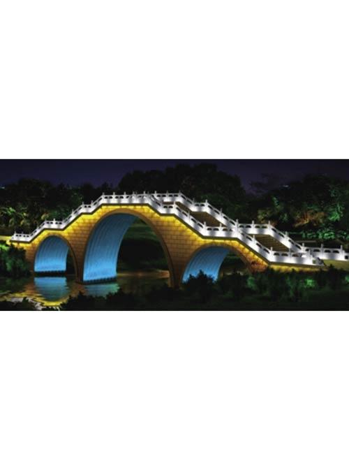 古桥亮化设计方案
